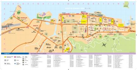 KK Street Map