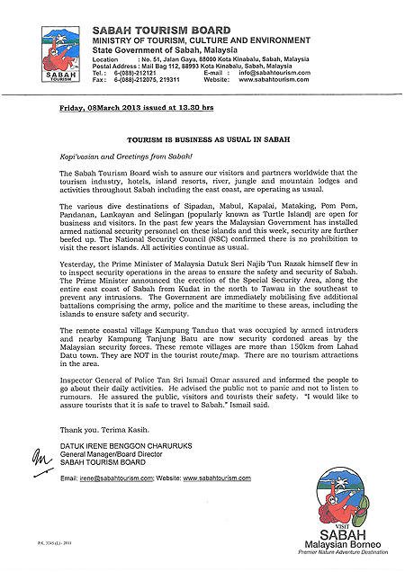 SABAH_ADVISORY_-_Friday_08March2013@13hrs
