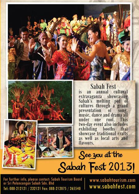 Sabah Fest 2013