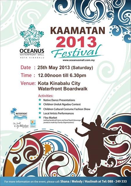 Oceanus Ka'amatan Festival 2013